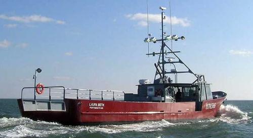 barca professionale barca utilitaria / entrobordo / in alluminio