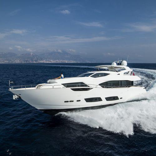 motor-yacht da crociera - Sunseeker