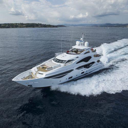 super-yacht da crociera - Sunseeker