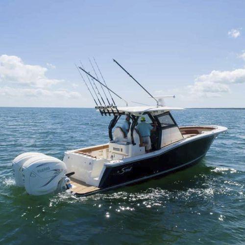barca open fuoribordo