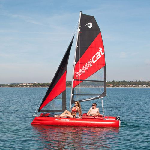 catamarano sportivo gonfiabile - Grabner GMBH, Austria