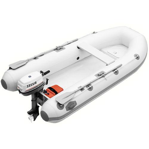 gommone fuoribordo / semirigido / tender per super-yacht / max. 4 persone