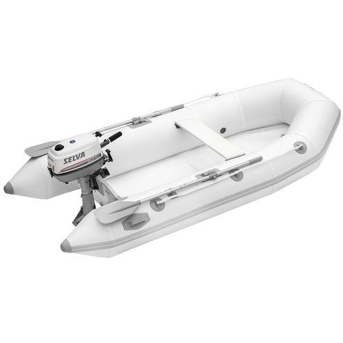 gommone fuoribordo / pieghevole / tender per super-yacht / max. 4 persone