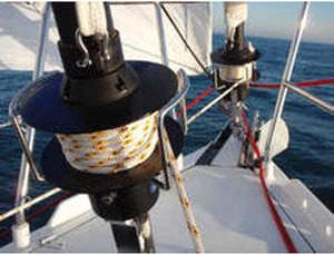 avvolgitore per barca a vela