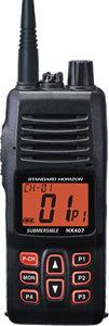 radio marina / portatile / UHF / sommergibile