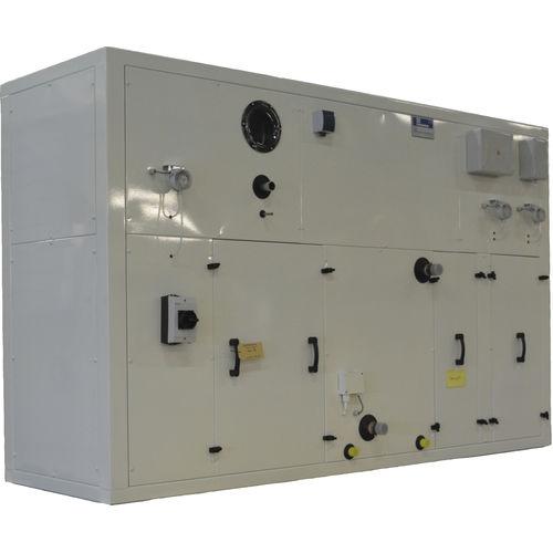 sistema di trattamento di aria / per nave / con filtro