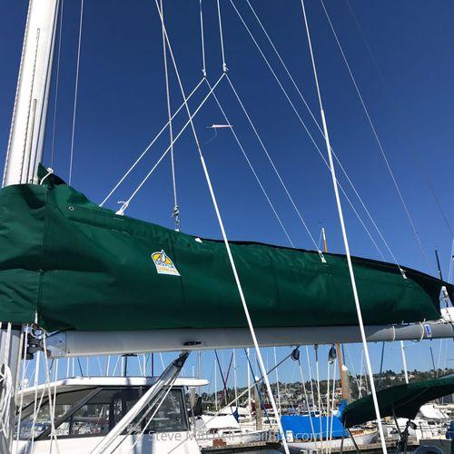 telo di protezione / per barca a vela / di vela