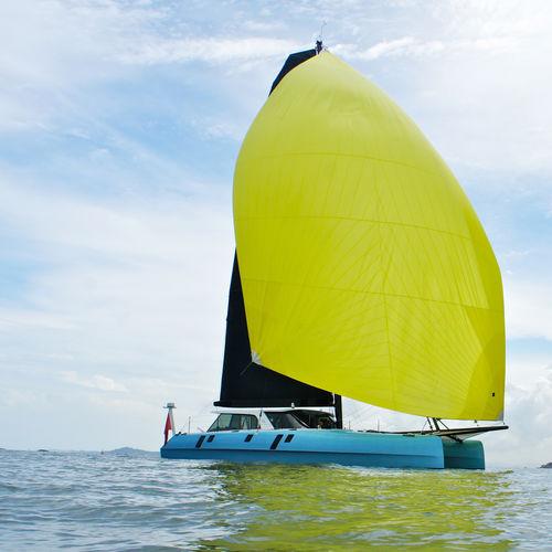 spinnaker asimmetrico / per barca a vela da crociera