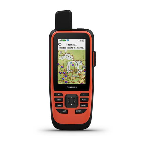 GPS / marino / a colori / portatile