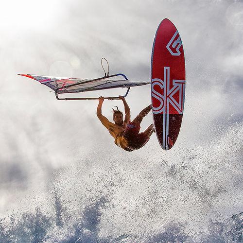 tavola da windsurf da freestyle / di velocità