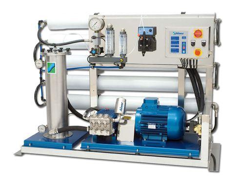 dissalatore per yacht / a osmosi inversa / 380 V