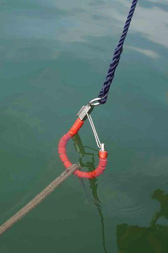 mezzomarinaio per barca per trappa