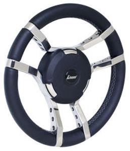 volante per barca a motore in acciaio inox