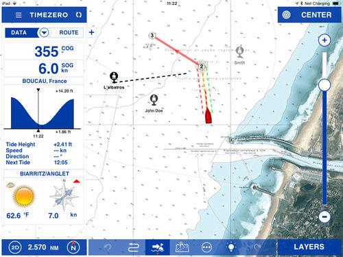 software di navigazione