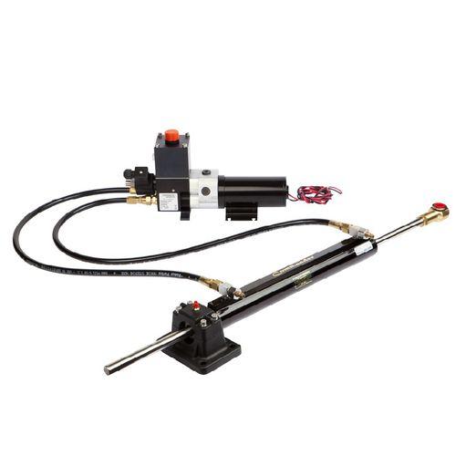 trasmissione per pilota automatico / idraulica
