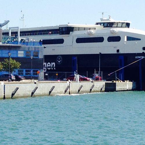 parabordi per porto