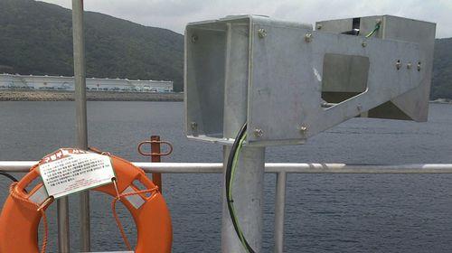 sistema di acquisizione e controllo dati per sensori per studi oceanografici