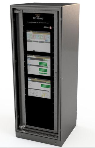 sistema di collegamento protetto nave/banchina (GNL)