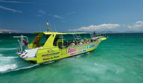 barca per trasporto passeggeri / entrobordo IPS-drive
