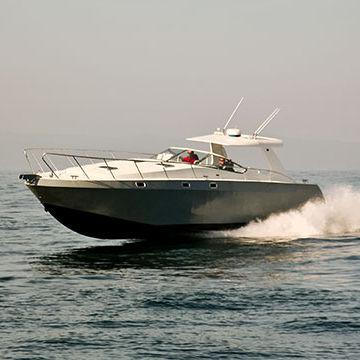 barca professionale patrol boat