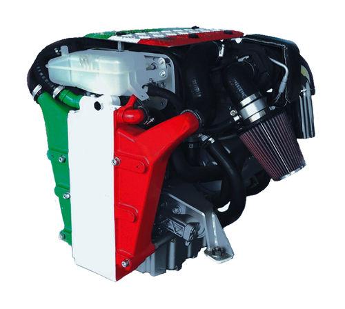motore da diporto / entrobordo / diesel / ad iniezione diretta