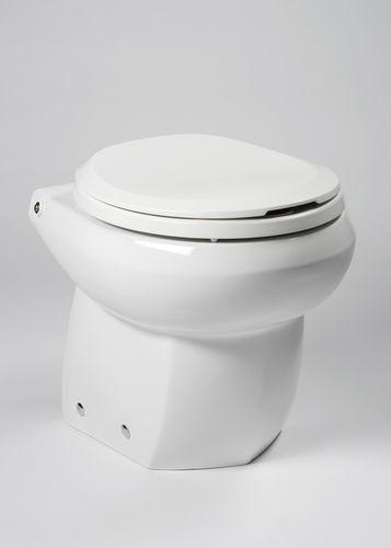 WC per yacht / con scarico a gravità / standard