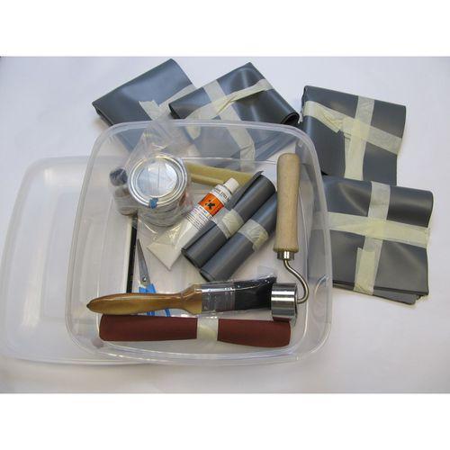 kit di riparazione per gommone
