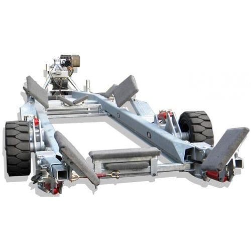 rimorchio per movimentazione / per cantiere navale / idraulico / elettrico