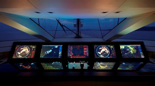 schermo marino