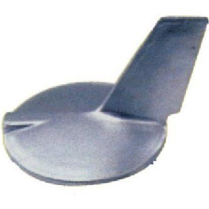 anodo sacrificale per barca / in zinco