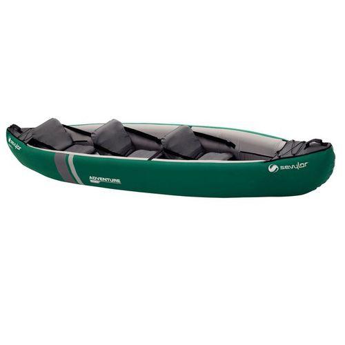 canoa multiuso / gonfiabile / 2 posti