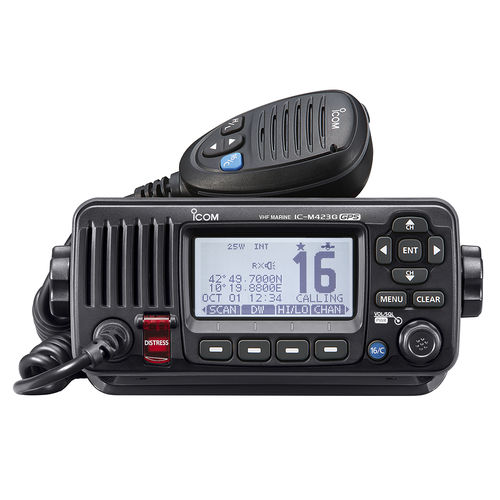 radio per barca - Icom France