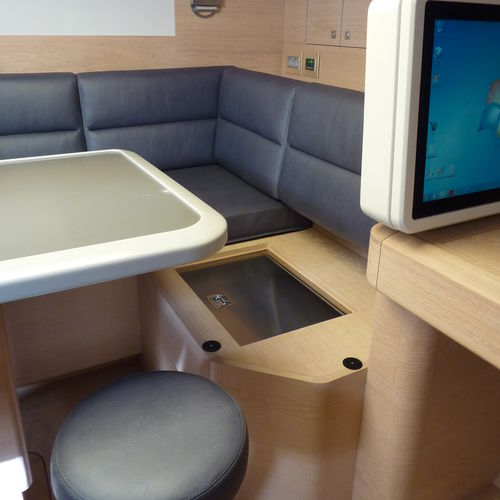 frigorifero per barca / per yacht / da incasso / AC/DC