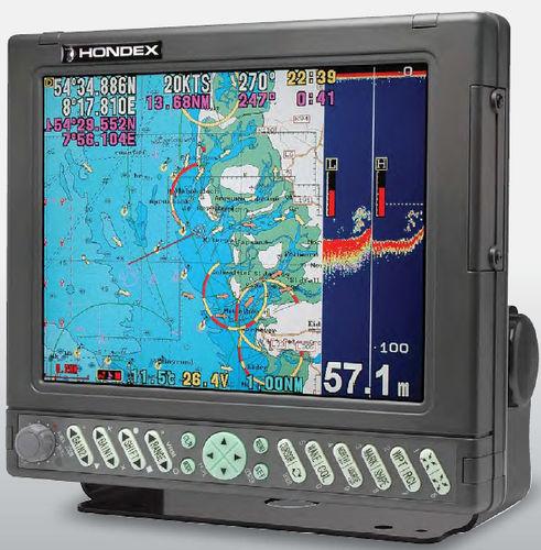 GPS / marino chartplotter / ecoscandaglio / per nave