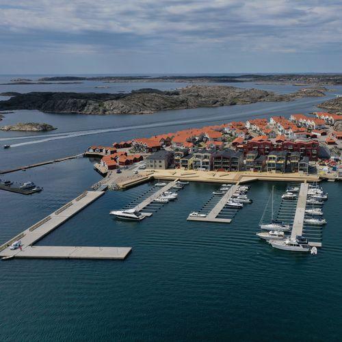 frangiflutti galleggiante - SF Marina