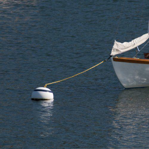 sistema di ancoraggio per ormeggio permanente ancora