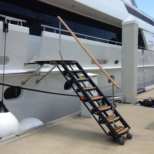 scaletta per yacht
