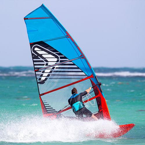 vela da windsurf di velocità