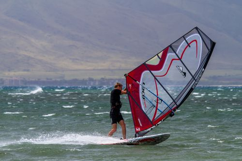 vela da windsurf da freestyle