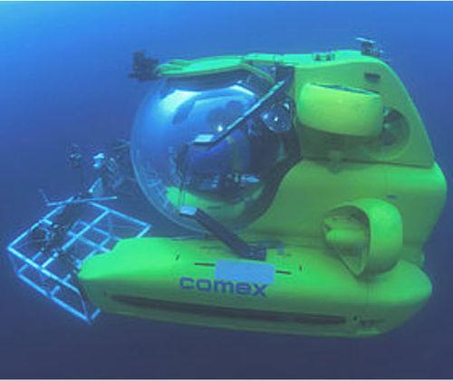 sottomarino ad uso professionale