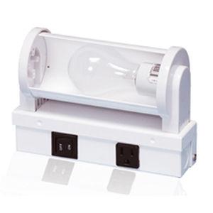 lampada da lettura / per nave / per cuccetta / con riflettore regolabile
