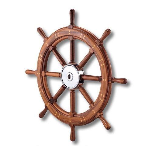 ruota del timone per barca a vela