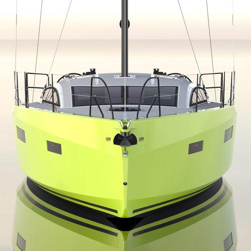 monoscafo - RM Yachts - Fora Marine
