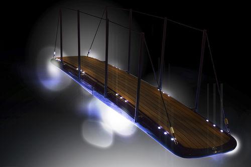 illuminazione per passerella / da esterno / per barca / per yacht