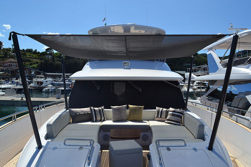 palo per tendalino per yacht - Exit Carbon