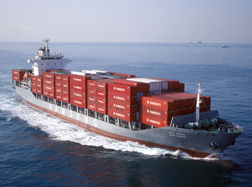 nave cargo portacontainer