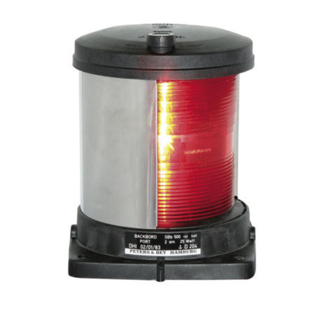 luce di navigazione per nave / a incandescenza / bianca / rossa