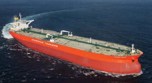 nave cargo petroliera / VLCC / aframax