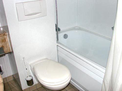 bagno prefabbricato per nave