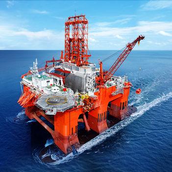 nave di supporto offshore nave di supporto piattaforme PSV / catamarano